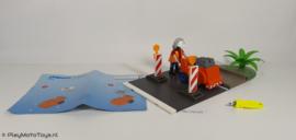 Playmobil 4044 - Asfalt zager, 2ehands