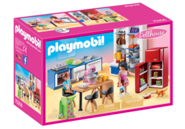 Playmobil 70206 - Leefkeuken