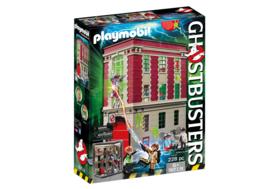 Playmobil 9219 - Ghostbusters™ Brandweerkazerne