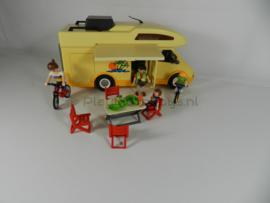 Playmobil 3647 - Familie Camper, 2ehands