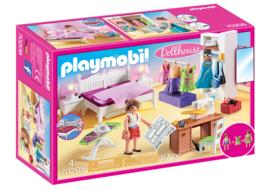 Playmobil 70208 - Slaapkamer met mode ontwerphoek
