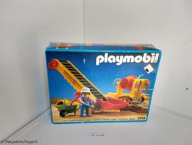 Playmobil 3759 - Cementmixer en lopende band, MISB