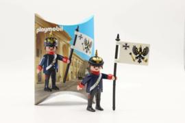 Playmobil 1190 - Preußischer Soldat Limited edition - Promo