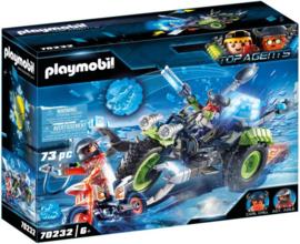 Playmobil 70232 Arctic Rebels sneeuwtrike met licht & geluid