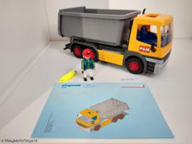 Playmobil 3265 - Kiepwagen, gebruikt