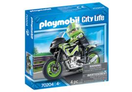 Playmobil 70204 - Motorrijder