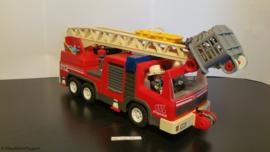Playmobil 3182 - Brandweer ladderwagen, gebruikt