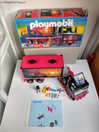 Playmobil 3817 - Sunset Express, gebruikt met doos