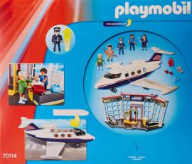 Playmobil 70114  - Club Set Airport