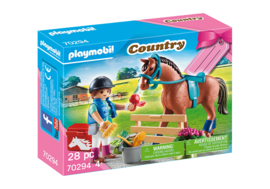 "Playmobil 70294 - Kado set ""Paarden"""
