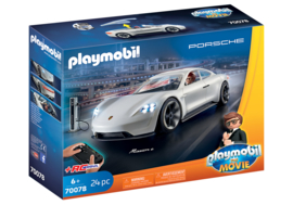70078 - PLAYMOBIL: THE MOVIE Rex Dasher's Porsche Mission E