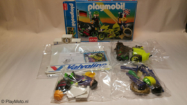 Playmobil 3779 - Victory Racing Motorcycles, MIB