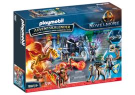 Playmobil 70187 - Advent kalender - Gevecht om de Magische Steen
