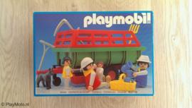 Playmobil 3451 - Hay Wagon V1 MISB