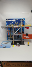 Playmobil 5254 - Elektrische laadkade, 2ehands / USED