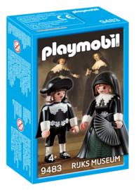 Playmobil 9483 - Marten & Oopjen - Rijksmuseum Promo