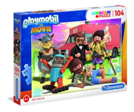 Playmobil: The Movie - 27211 Puzzel