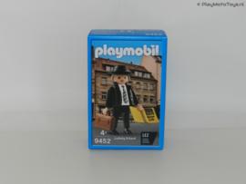 Playmobil 9452 - Ludwig Erhard promo