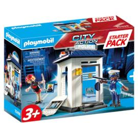 Playmobil 70498 - Starterpack Politie