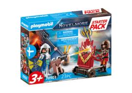 Playmobil 70503 - Starterpack Novelmore Ridder duel