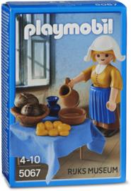 Playmobil 5067 - Het Melkmeisje - Rijksmuseum Promo