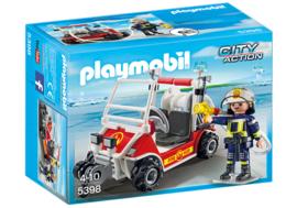 Playmobil 5398 - Brandweerkart