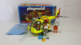 Playmobil 3845 - SAR Helikopter, mint met doos