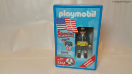 Playmobil 3354 - FDNY Firefighter 9-11 promo MISB