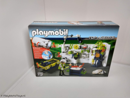 Playmobil 4880 - Top Agents Robo-Gangsterlaboratorium