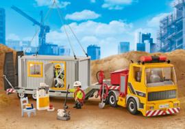 Playmobil 9898 - Dieplader met container