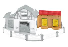 Playmobil 6474 - Extra stallen voor het Ponypark