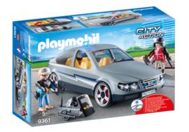 Playmobil 9361 - SIE anonieme wagen met licht en geluid
