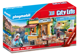 Playmobil 70336 - Pizzeria Promopak