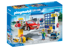 Playmobil 70202 - Autogarage