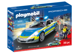 Playmobil 70067 - Porsche 911 Carrera 4S Polizei