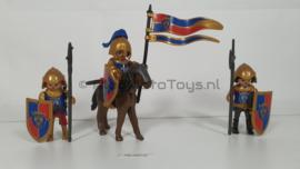 Playmobil 6006 - Verkenners van de Leeuwenridders, 2ehands.
