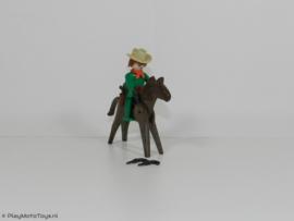 Playmobil 3342x - Cowboy te paard,  2ehands