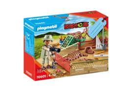 Playmobil 70605 - Kado set Paleontoloog