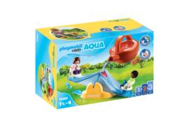 Playmobil 70269 - Waterwip met gieter