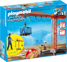 Playmobil 9399 - Oranje Torenkraan, exclusive.