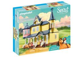 Playmobil 9475 - Lucky's huis
