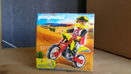 Playmobil 4923 - Moto Crosser