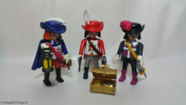 Playmobil 3 Musketiers special, 2e hands