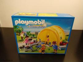 Playmobil 5435 - Familie Kampeerreis