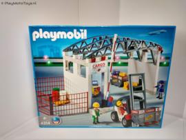 Playmobil 4314 - Vrachthal met heftruck