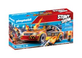 Playmobil 70551 - Stuntshow Crashcar