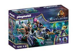 Playmobil 70748 - Violet Vale: Demonen-vangwagen