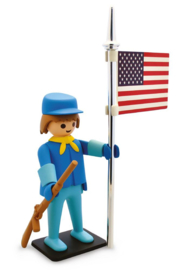 PLT-212 Playmobil Union Soldaat