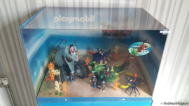 Playmobil Geest Piraten  // GROTE Display