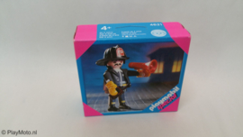 Playmobil 4621 - US Firefighter, V1, MISB